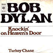 Knockin' on Heaven's Door / Bob Dylan